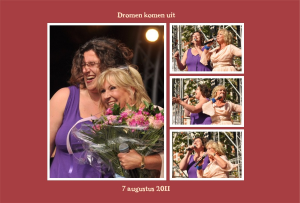 7-8-11 Irene en Willeke in duet door Carla Custers